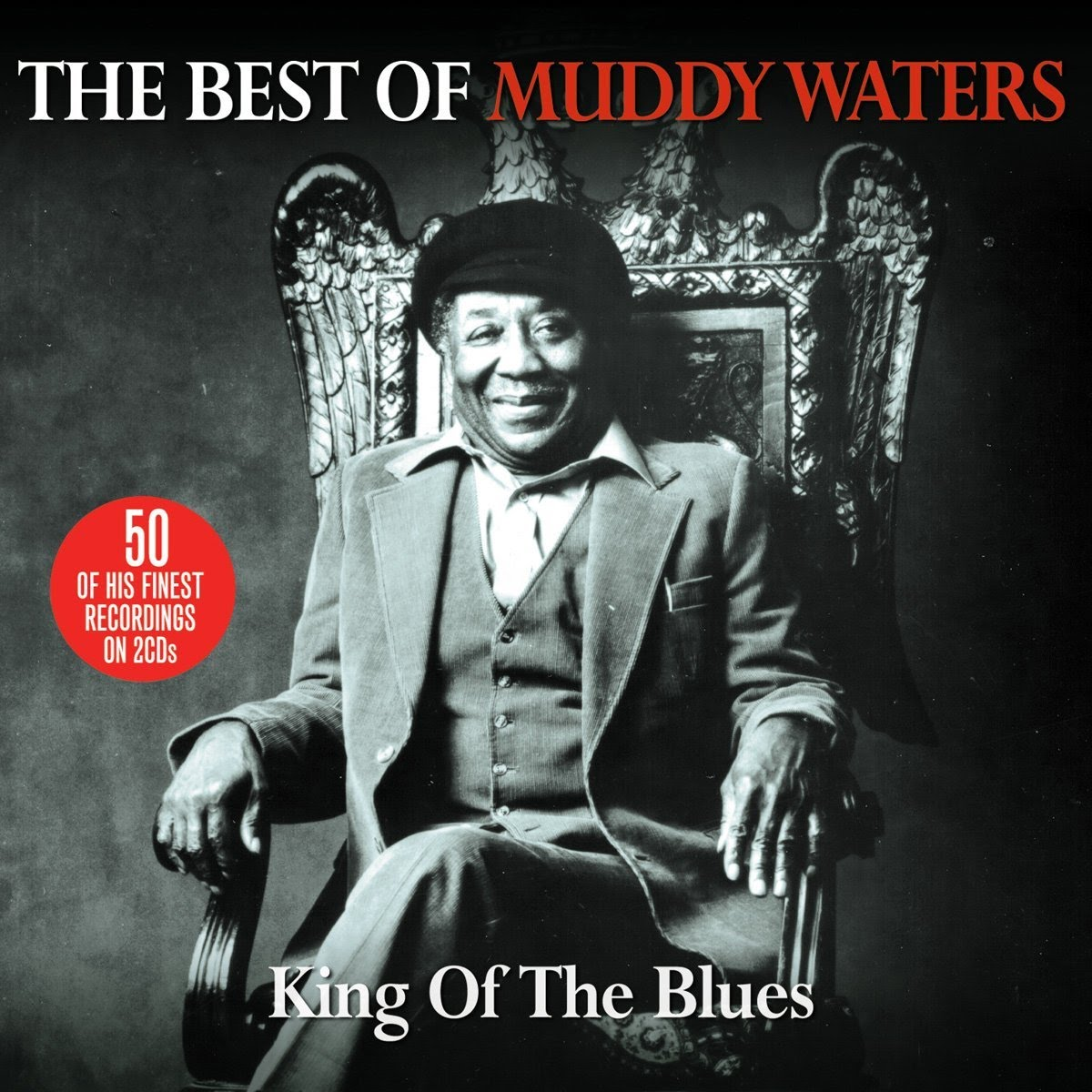 Muddy Waters King Of Blues