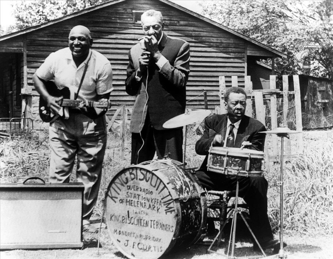 Sonny Boy Williamson & King Biscuit