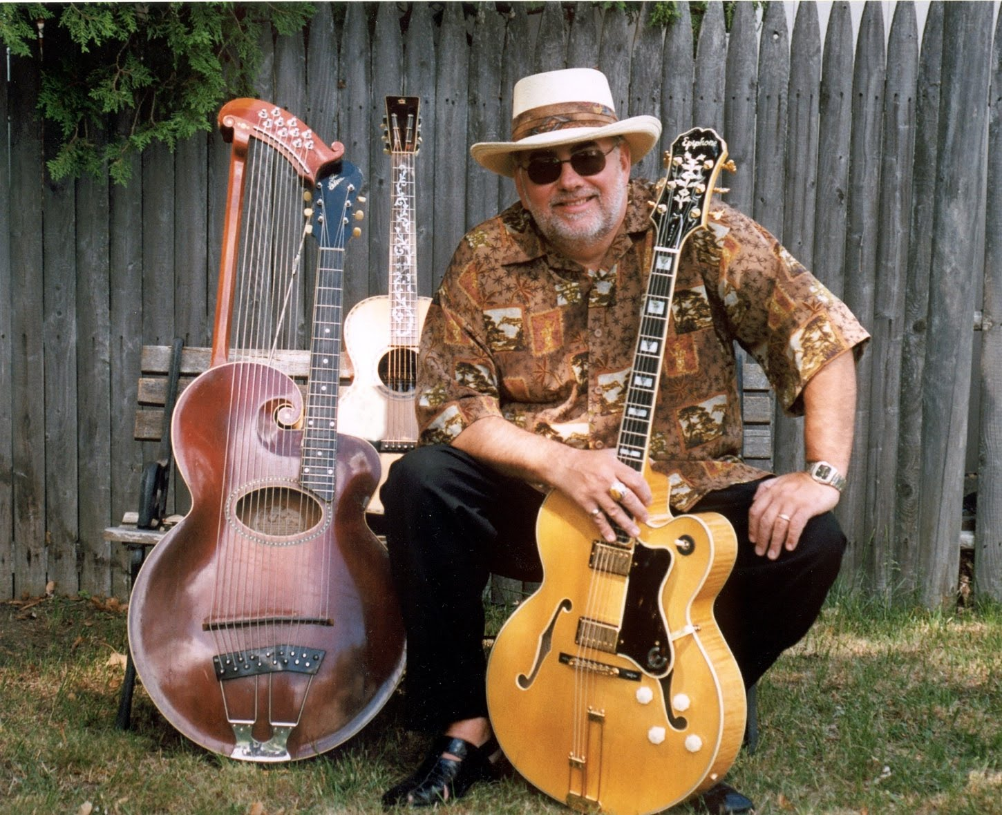 Duke Robillard - In Concert