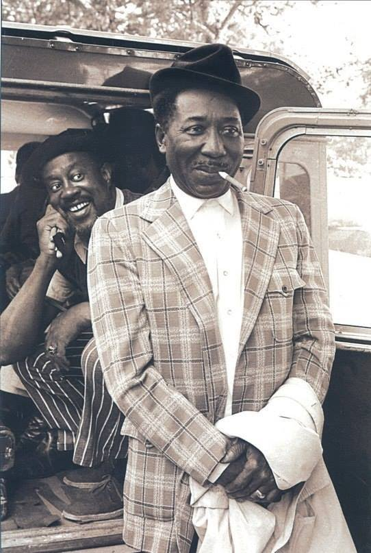 Muddy Waters & Fred Below