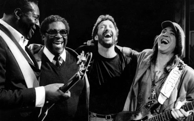 Albert King, BB King, Eric Clapton, Stevie Ray Vaughan