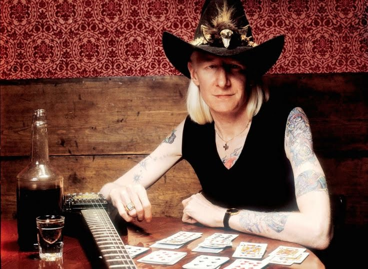 Johnny Winter - B-L-U-E-S.com