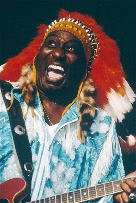 "Eddy ""The Chief"" Clearwater"