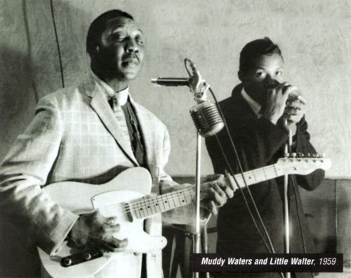 Muddy Waters & Little Walter