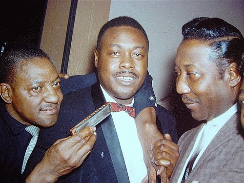 Sonny Boy Williamson, Jimmy Rogers, Muddy Waters