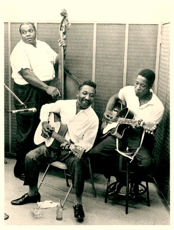 Willie Dixon, Muddy Waters, Buddy Guy