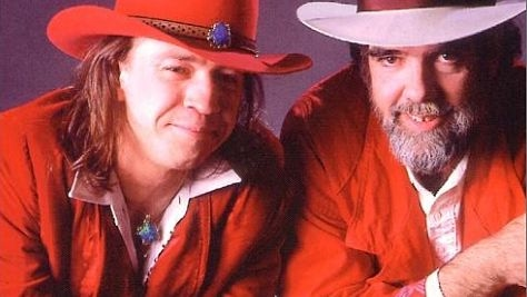 Stevie Ray Vaughan & Lonnie Mack