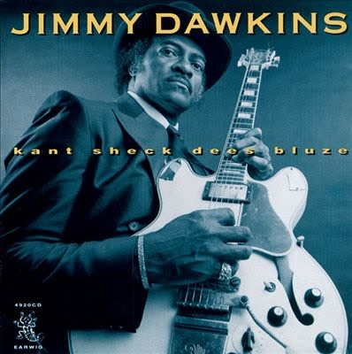 Jimmy Dawkins