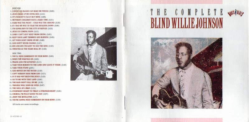 Blind Willie Johnson