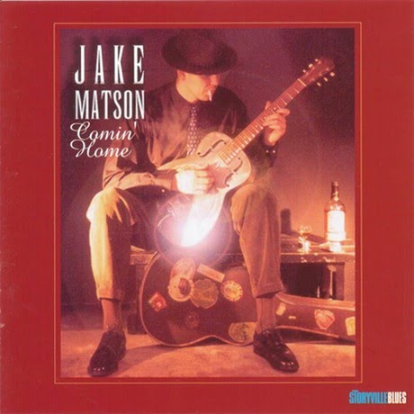 Jake Matson Blues Album
