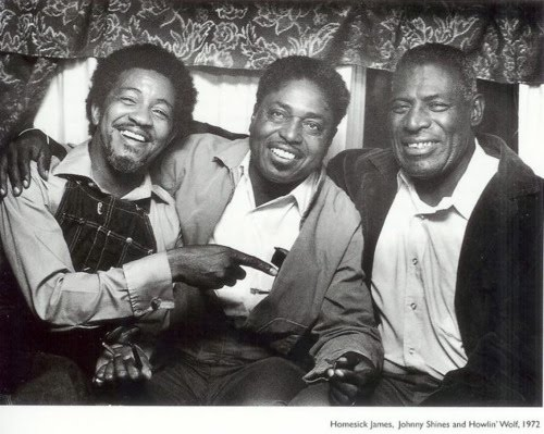 Johnny Shines & Howlin' Wolf