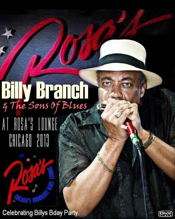 Billy Branch