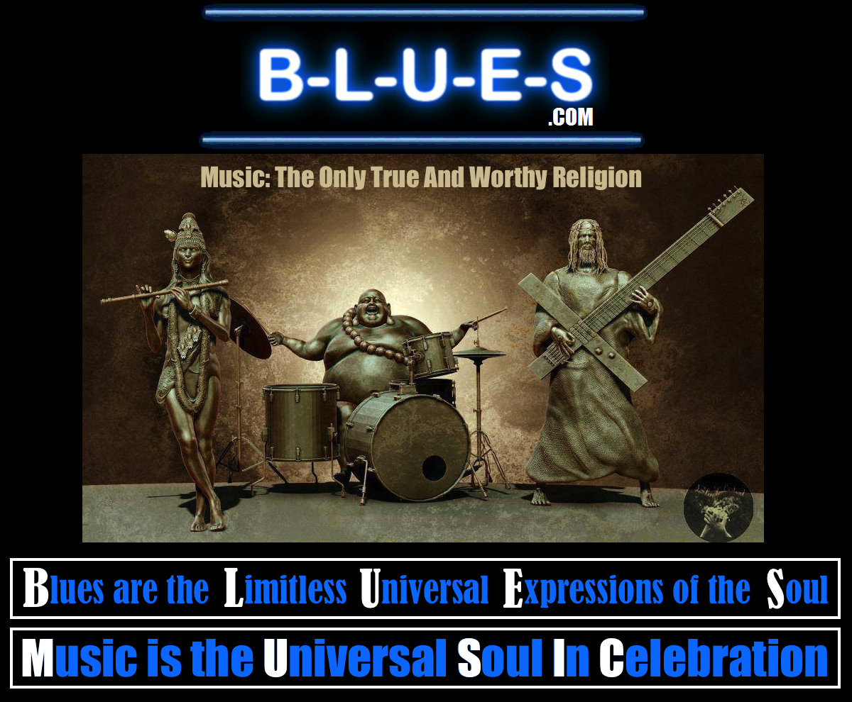 Music: The Only True And Worthy Religion.
