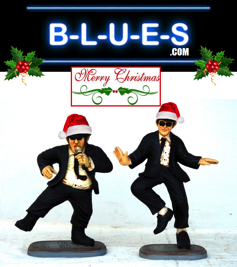 Christmas Blues 09 - Blues Brothers