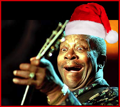 Christmas Blues 10 - BB King