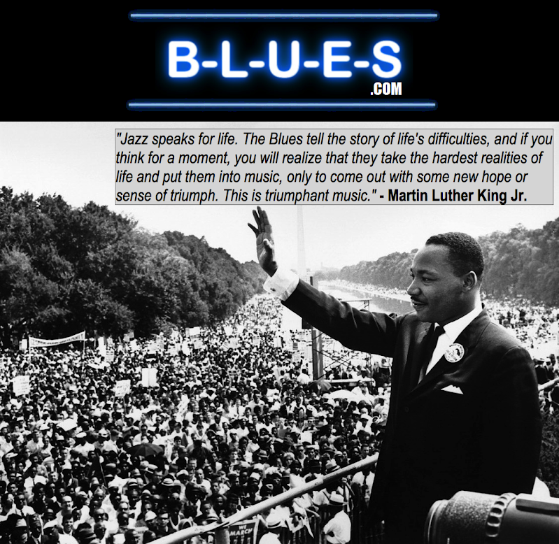 Martin Luther King Blues