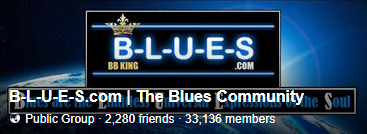The Blues Community Group